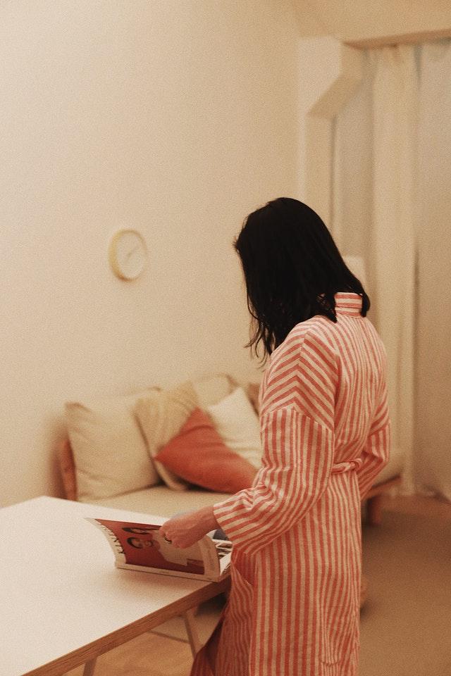Un pyjama pas cher pour des nuits paisibles