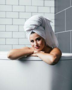 Prendre soin de ses cheveux sec